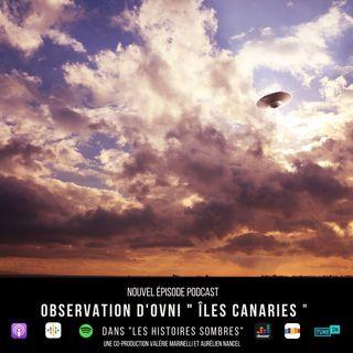 Observation d'OVNI