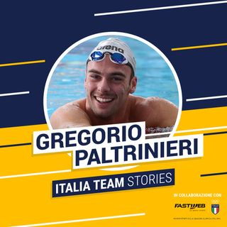 Italia Team Stories - Gregorio Paltrinieri