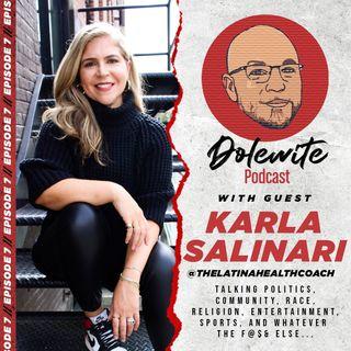 It's possible you're eating trash with Karla Salanari AKA The Latina Health Coach
