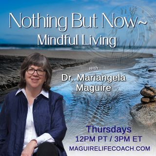 Letting go of the old stories with Dr. Mariangela Maguire