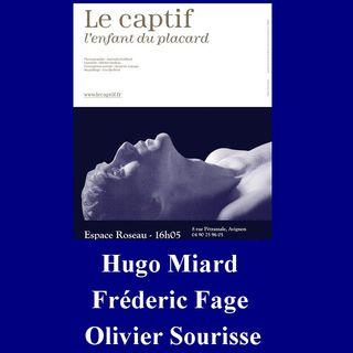 Hugo Miard, Frédéric Fage et Olivier Sourisse - Entretien Off 2017