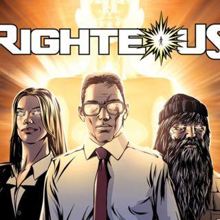 Xane Daniel 📖 Righteous Comic  🔮 The Hathors