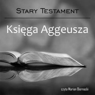 Księga Aggeusza