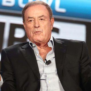 Kaufman At Super Bowl LII: Al Michaels On Eagles-Patriots Headlines