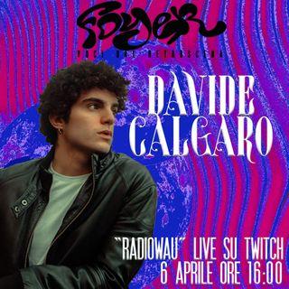 Prima puntata - ospite: Davide Calgaro