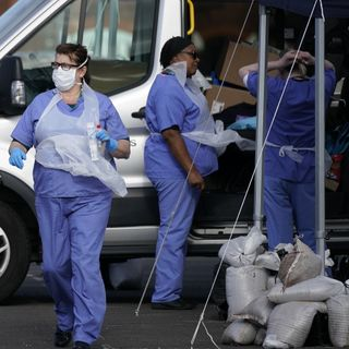 COVID-19 pandemic: UK officially enters 'delay' phase | 12 March 2020