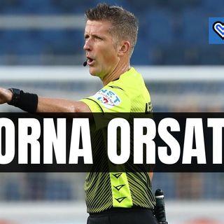 Designato l'arbitro per Sampdoria-Inter: è subito polemica