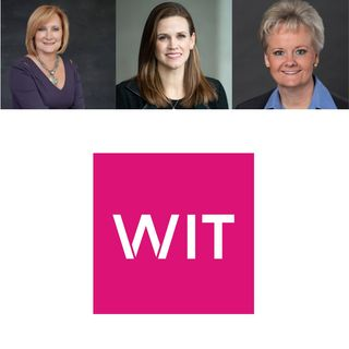Women in Technology (WIT): Board Members Patti Dismukes, Tracy Ariail and Tracy Garner