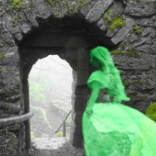 The Dark Mystery of The Ghost of The Green Lady