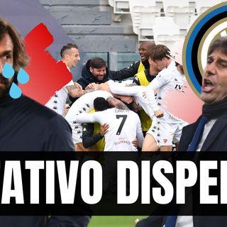 La Juventus è alla canna del gas e Pirlo parla dell'Inter...