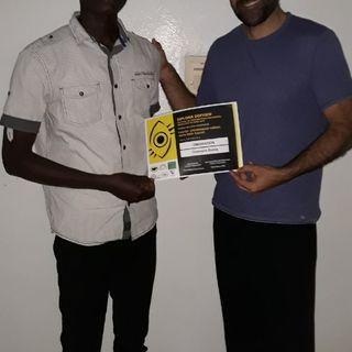 Ousmane Gomis Premiado en DOFVIEW