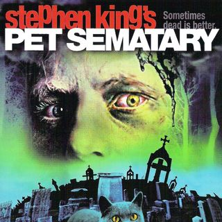 264: Re-Broadcast of Pet Sematary