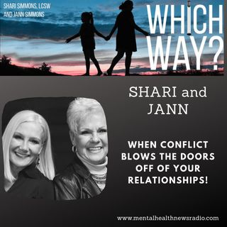 When Conflict Blows The Doors Off Of Your Relationships!