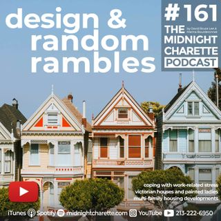 #161 - Victorian Houses, Coping with Stress, and the Architecture of Multi-Family Housing