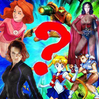 "Tripped Up Trivia (June 2021) - ""Female Superheroes"""
