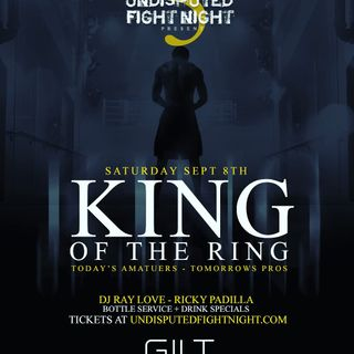 KSS-08/10/18 (Undisputed 5: King Of The Ring)