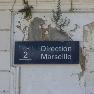 Die Sonne der Sterbenden  - Vom Sehnsuchtsort Marseille