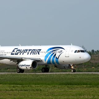 EgyptAir Sends Smoke Alerts Before Crashing