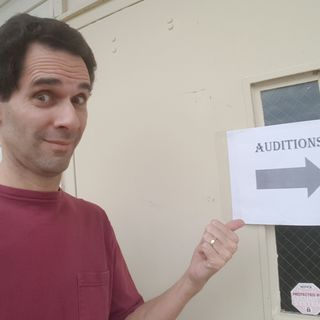 Episode 2 - Auditions