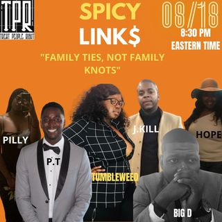 "Episode 3 - ""Family Ties, Not Knots"" w/ BIG D, DENAISA, HOPE, JKILL,& P.T"