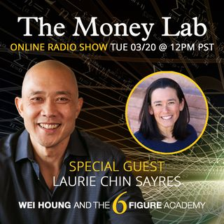 "Episode #55 - The ""Avoid Money At All Cost"" Money Story with guest Laurie Chin Sayres"
