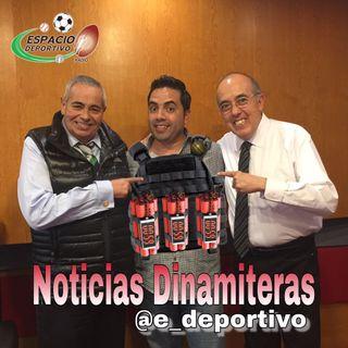 Comenzando la Semana, como debe ser con Espacio Deportivo de la Tarde 04 de Marzo 2019