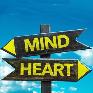 Mind versus Heart - are they in conflict?