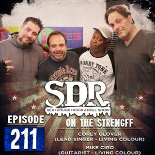Corey Glover & Mike Ciro (Living Colour) - On The Strengff