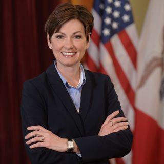 Call Governor Reynolds podcast