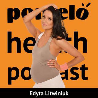 Trening i dieta w ciąży - Edyta Litwiniuk