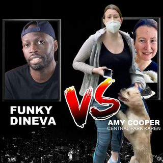 FUNKY DINEVA vs CENTRAL PARK KAREN (AMY COOPER) ... vs GEORGE FLOYD PROTESTS