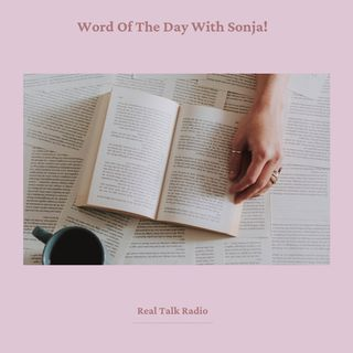 Word Of The Day - The Flow Of Faith