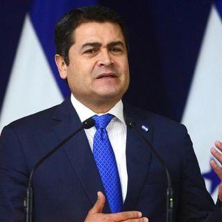 Estados Unidos fija su mirada en el presidente de Honduras