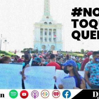 Se Prende! Santiagueros se van al monumento en protesta por el toque de queda
