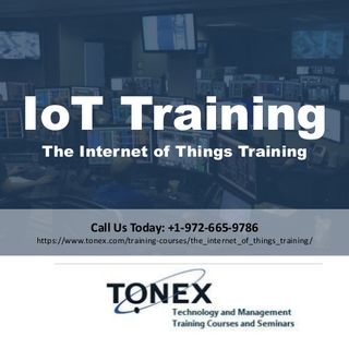 IoT Training - The Internet of Things Training