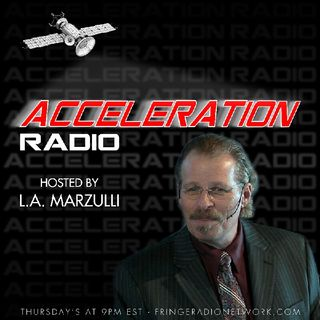 Acceleration Radio - Stranger in a Strange Land - 2-9-2017