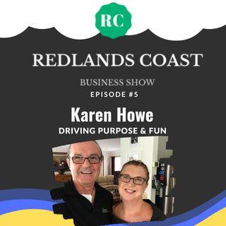 Purpose & Fun with Karen Howe