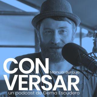 11. CONVERSAR. Manuel Burque