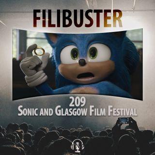 209 - Sonic & Glasgow Film Festival