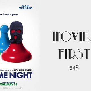 348: Game Night - Movies First with Alex First