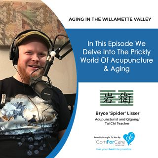 2/27/18: Bryce 'Spider' Lisser with Stone Guardian Acupuncture & Apothecary |In this episode, we delve into the prickly world of acupuncture