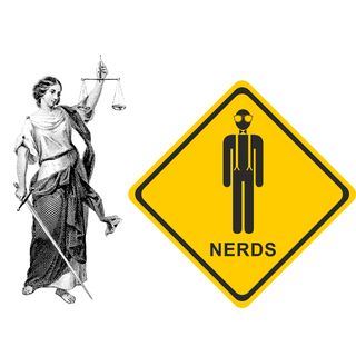 Nerd vs Legale