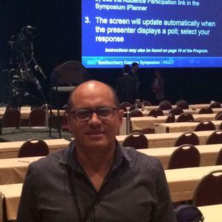 El Dr. José Carlos Revilla en el Congreso Mundial de Urología Oncológica