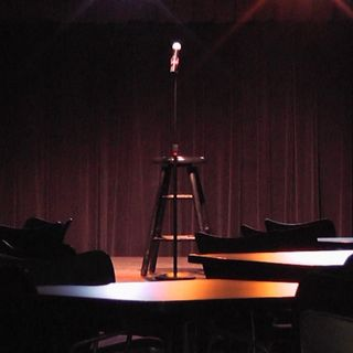 'The Stage'