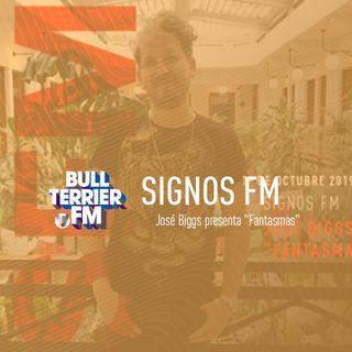 "SignosFM #568 José Biggs presenta ""Fantasmas"""