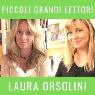 Piccoli grandi lettori - BlisterIntervista con Laura Orsolini