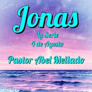 Pastores Abel y Rita Mellado Tema Jonas 4 de Agosto 2019