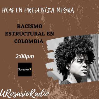 Racismo estructural en Colombia