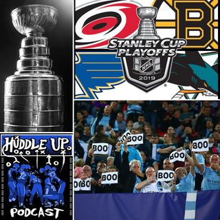 Huddle Up Pod - When Can You Boo & Conference Finals Preview