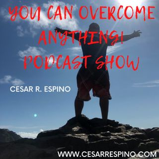 You Can Overcome Anything: Ep 153  - Overcoming Trauma Caused by Domestic Violence – Paul Sanghera